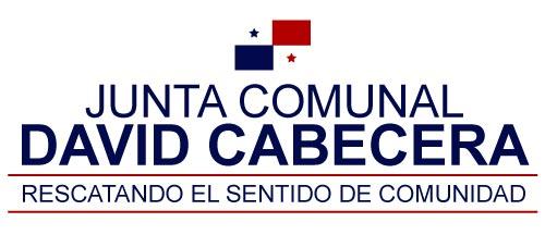 Junta Comunal David Cabecera